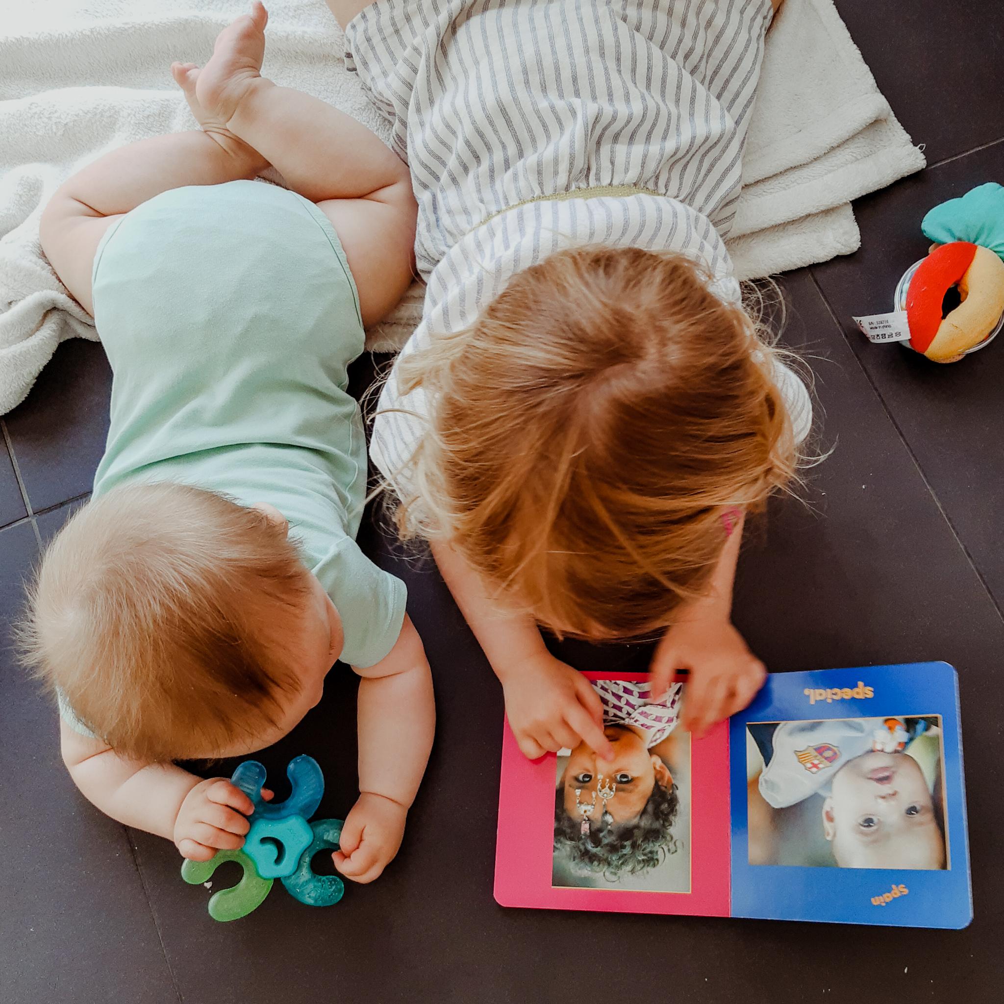 Boekjes – baby week 30 & 31