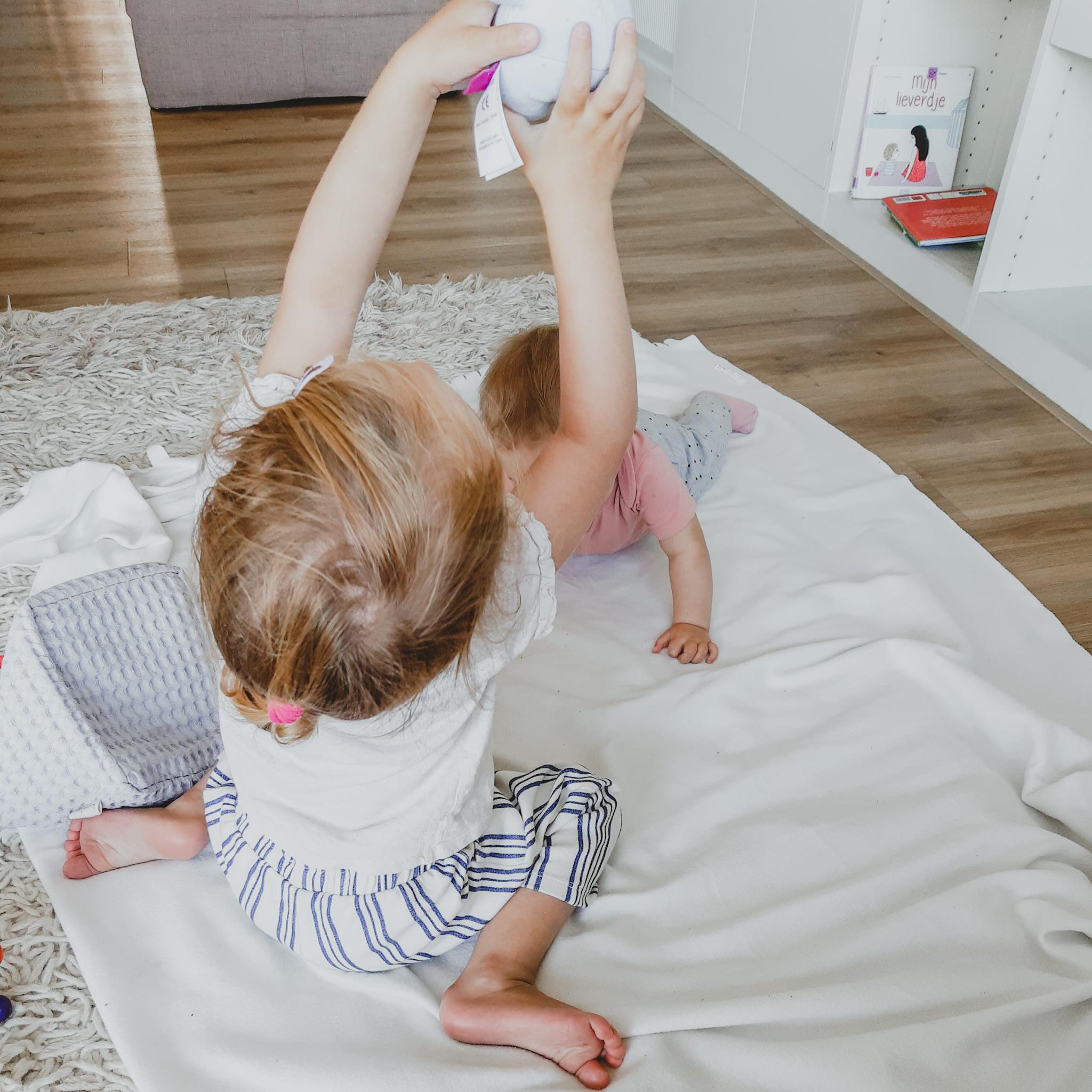 Een voorbereide omgeving op vakantie – baby week 35