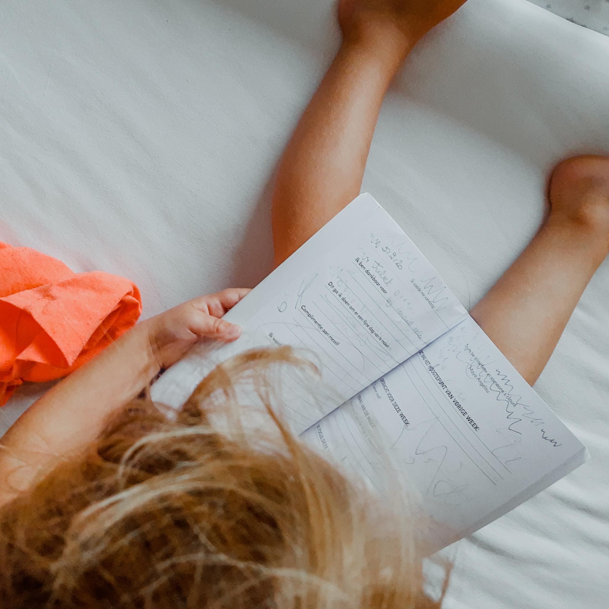 Dankbaarheidsoefening met (jonge) kinderen