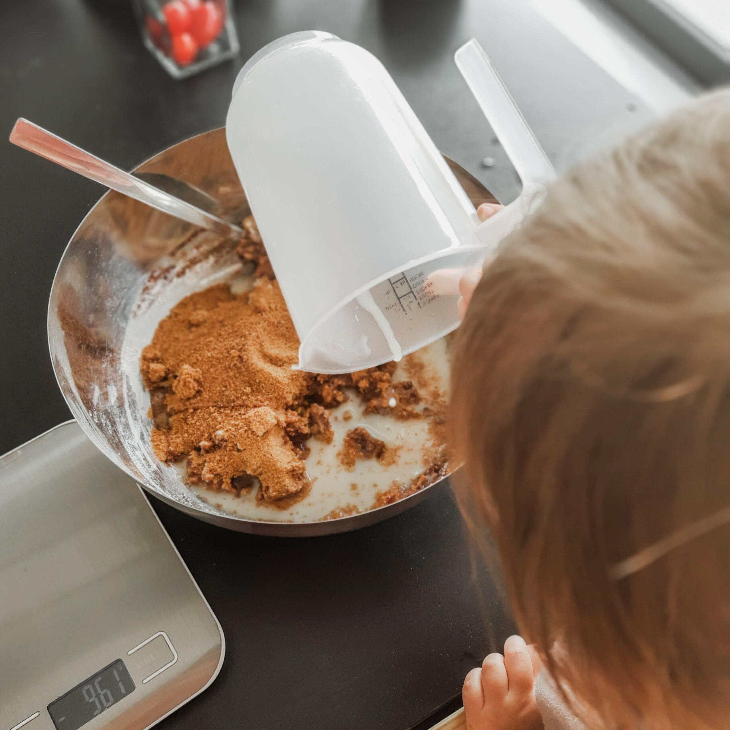 Peuter in de keuken – peuter week 18